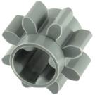 LEGO Dark Stone Gray Technic Gear 8 Tooth Type 1 (3647)