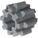 LEGO Dark Stone Gray Technic Gear 8 Tooth Type 2 (10928)