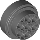 LEGO Dark Stone Gray Wheel Rim Ø31.4mm x 16mm (60208)