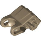 LEGO Dark Tan Hand 2 x 3 x 2 with Joint Socket (93575)