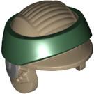 LEGO Dark Tan Rebel Helmet Endor (20895)