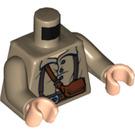 LEGO Samwise Gamgee Torso (76382 / 88585)