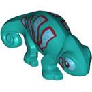 LEGO Dark Turquoise Chameleon (66418)