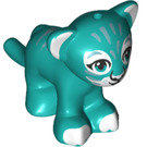 LEGO Dark Turquoise Lion Cub (67781)