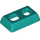 LEGO Dark Turquoise Minifigure Clothing (65753)
