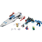 LEGO Darkseid Invasion Set 76028