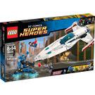 LEGO Darkseid Invasion Set 76028 Packaging