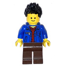 LEGO Dart Player Minifigure