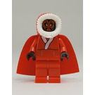LEGO Darth Maul in Santa outfit Minifigure