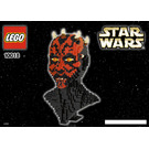 LEGO Darth Maul Set 10018 Instructions