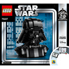 LEGO Darth Vader Bust Set 75227 Instructions