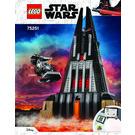 LEGO Darth Vader's Castle Set 75251 Instructions