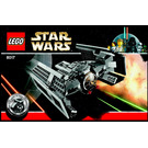 LEGO Darth Vader's TIE Fighter Set 8017 Instructions
