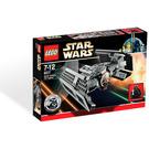 LEGO Darth Vader's TIE Fighter Set 8017 Packaging