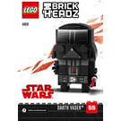 LEGO Darth Vader Set 41619 Instructions