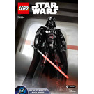 LEGO Darth Vader Set 75534 Instructions