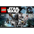 LEGO Darth Vader Transformation  Set 75183 Instructions