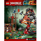 LEGO Dawn of Iron Doom Set 70626 Instructions