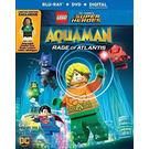 LEGO DC Comics Super Heroes Aquaman: Rage of Atlantis (Blu-ray + DVD) (AQUAMAN)