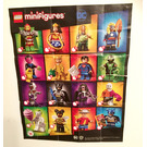 LEGO DC Super Heroes Random Bag Set 71026-0 Instructions