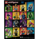 LEGO DC Super Heroes Random Bag Set 71026-0 Instructions