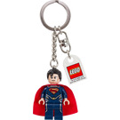 LEGO DC Universe Super Heroes Superman Key Chain (850813)