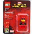 LEGO Deadpool Duck Set SDCC2017-2