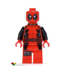 LEGO Deadpool Minifigure