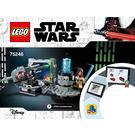 LEGO Death Star Cannon Set 75246 Instructions