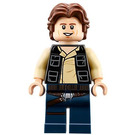 LEGO Death Star Han Solo Minifigure
