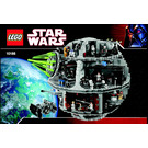 LEGO Death Star Set 10188 Instructions
