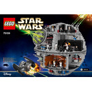 LEGO Death Star Set 75159 Instructions