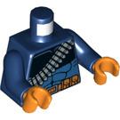 LEGO Deathstroke Minifig Torso (76382)
