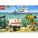 LEGO Deep Reef Refuge Set 6441
