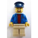 LEGO Deep Sea Captain Minifigure