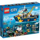 LEGO Deep Sea Exploration Vessel Set 60095 Packaging