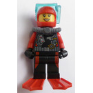 LEGO Deep Sea Female Diver Minifigure