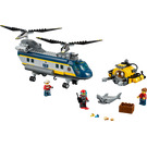 LEGO Deep Sea Helicopter Set 60093