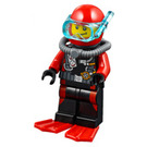LEGO Deep Sea Male Diver Minifigure