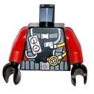 LEGO Deep Sea Minifig Torso (973 / 76382)