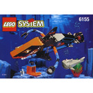 LEGO Deep Sea Predator Set 6155