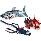 LEGO Deep Sea Predators Set 4506