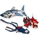 LEGO Deep Sea Predators Set 4506