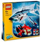 LEGO Deep Sea Predators Set 4506 Packaging
