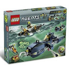 LEGO Deep Sea Quest Set 8636 Packaging