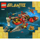 LEGO Deep Sea Raider Set 7984 Instructions