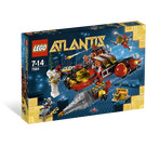 LEGO Deep Sea Raider Set 7984 Packaging