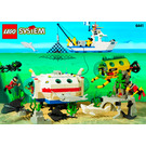LEGO Deep Sea Refuge Set 6441 Instructions