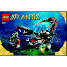 LEGO Deep Sea Striker Set 8076 Instructions