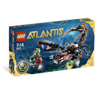 LEGO Deep Sea Striker Set 8076 Packaging